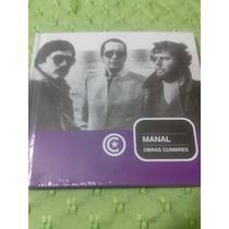 Vendo Cd De Manal ( Obras Cumbres) Nuevo