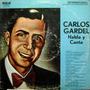 Carlos Gardel-vinilo Excelente-gardel Habla Y Canta-usa