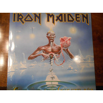 Iron Maiden Vinilo - Seventh Son Of Seventh Son- Nuevo-sell