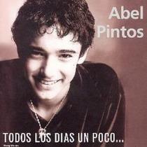 Abel Pintos: Todos Los Días Un Poco... - Cd
