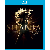 Shania Twain Still The One Blu-ray Imp.new Cerrado En Stock