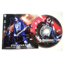 Wasp Stockholm 2015 Dvd