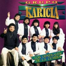 Grupo Karicia Los Generales De La Cumbia 1995
