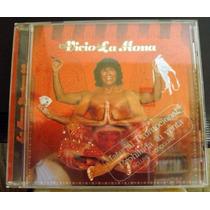 Carlitos La Mona Jimenez El Vicio - Cd Impecable Promo