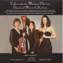 Trío Luminar - Colección De Música Clásica - Cd