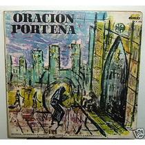 Roberto Pansera Oracion Porteña Vinilo Argentino