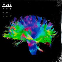 Muse - The 2nd Law - 2 Vinilo 180 Grs - Nuevo