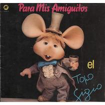 El Topo Gigio - Para Mis Amiguitos - Vinilo