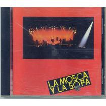 Cd Los Redondos De Ricota La Mosca Y La Sopa 1º Edi Rock Nac