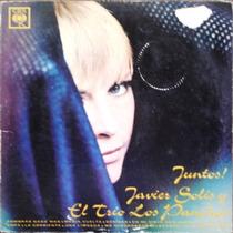 Javier Solis / Trio Los Panchos - Juntos - Lp 1969 Boleros