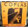 Coplas De La Guerra Civil Española Vinilo Argentino