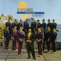 Juan Gabriel Cd Con La Banda El Recodo 1998 De Coleccion