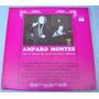 Amparo Montes - Piano De Tete Cueva -folclore Disco Vinilo *
