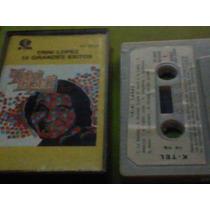Trini Lopez 16 Grandes Exitos Cassette