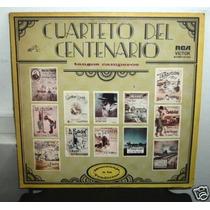 Cuarteto Del Centenario Tangos Camperos Vinilo Argentino