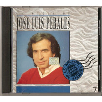 Jose Luis Perales Cd La Magia De (1991) Original Impecable