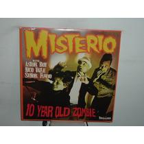 Misterio Señor Flavio 10 Year Old Zombie Vinilo Nuevo