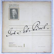 Lp: I Grandi Musicisti N°148: Bach 1