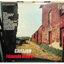 Edmundo Rivero Callejon Tango Vinilo Argentino