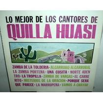 Cantores De Quilla Huasi Lo Mejor Vinilo Argentino