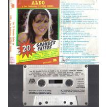 Aldo Y Los Autenticos Pasteles Verdes 20 Exitos Cassette