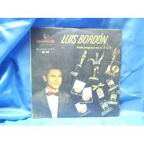 Luis Bordon - Harpa Paraguaya En Hi-fi - Volumen 3