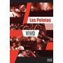 Las Pelotas Cd + Dvd Vivo Original Clickmusicstore Promo 5x1
