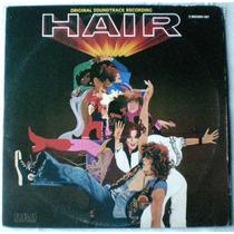 Hair - Banda De Sonido 1979 - Lp Vinilo Importado Usa Doble
