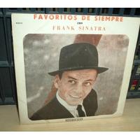 Frank Sinatra Favoritos De Siempre Simple Argentino C/tapa