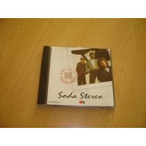 Soda Stereo Ok Musimundo Cd Raro Compilado Sony Music Cerati