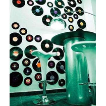 Discos De Vinilo Long Play Para Decoracion Lote 5 Unidades