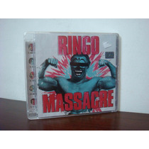 Massacre - Ringo * Cd ( Nuevo Y Cerrado )