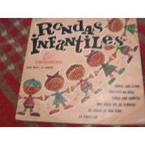 Rondas Infantiles- 7 - Serie Organito, Piluso, N.marshall