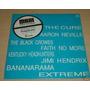 Jimi Hendrix The Cure Maxi Simple Vinilo Argentino Promo