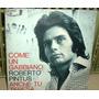Roberto Pintus Come Un Gabbiano Simple Italiano C/tapa Promo