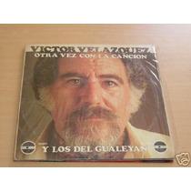Victor Velazquez Y Los Del Gualeyan Otra Vez Vinilo Argentin