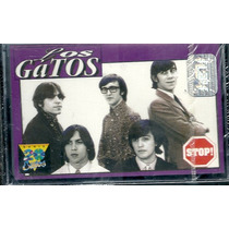 Los Gatos Serie 20 Años Cassette Nuevo Sellado