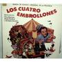 Chico Buarque Los Cuatro Embrollones Vinilo Argentino Promo