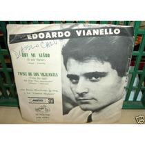 Edoardo Vianello Oh Mi Señor Simple Argentino Pro C/tapa
