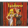 Isidoro La Pelicula Cd Banda Sonora Adrian Otero Memphis