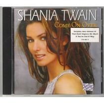 Shania Twain Come On Over Cd Original