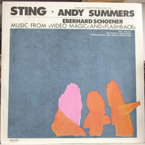 Lp - Sting Summers (the Police) - Video Magic & Flashback
