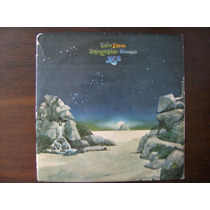 Tales From Topographic Oceans - Yes - Lp Vinilo Doble - Arg