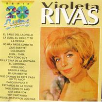 Violeta Rivas-20 Grandes Exitos-cd