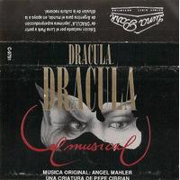 Dracula El Musical Pepe Cibrian Angel Mahler Cassette