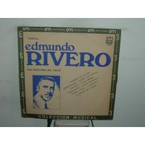 Edmundo Rivero Canta Rompe Y Raja Vinilo Argentino