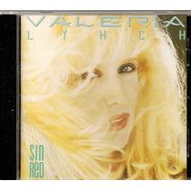 Valeria Lynch Sin Red Cd Original 1° Edic. Con Dos Libritos