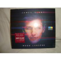 James Blunt Moon Landing Audio Nuevo Cd Caballito