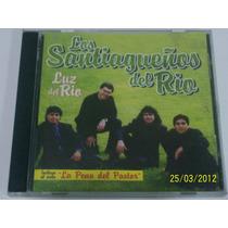 Los Santiagueños Del Rio - Luz Del Rio Cd Nuevo