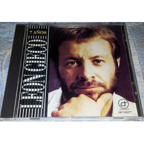 Leon Gieco (cd) 7 Años (arg) Muy Buen Estado